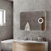 """CONTINENT Зеркало """"Elegant LED"""" с подсветкой"""