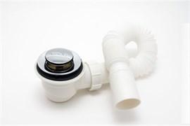 ROYAL BATH Сифон 50 мм с нажимным клапаном для душевого поддона 2 с гофрой