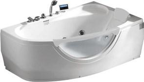 GEMY 171x99 Ванна акриловая гидромассажная, высота 68 см