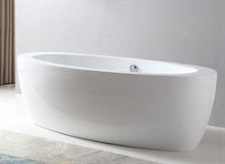 ABBER 185x91 Ванна акриловая, высота 58 см