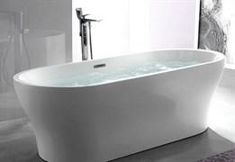ABBER 169x80 Ванна акриловая, высота 58 см