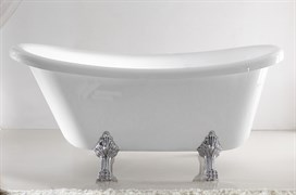 ABBER 170x75 Ванна акриловая, высота 78 см
