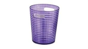 FIXSEN Glady Ведро 6,6 л, цвет фиолетовый