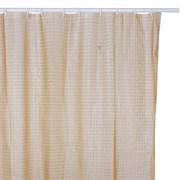FIXSEN Шторка для ванной, ширина 180 см, цвет бежевый
