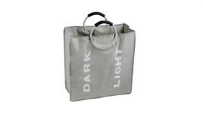 FIXSEN Loft style Корзина для белья, цвет серый