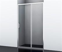 WASSERKRAFT Main 41S05 Душевая дверь, ширина 120 см, стекло прозрачное 6 мм