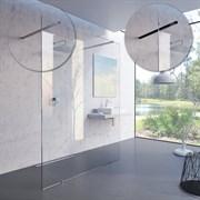 RAVAK WALK-IN FREE Душевое ограждение стационарное, стекло 8 мм,  требуется приобрести кронштейны