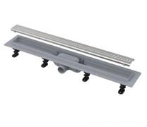 ALCA PLAST Водоотводящий желоб, L 650 мм, с порогами, для перфорированной решетки