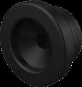 ALCA PLAST Гофрированная прокладка 36/10 мм