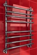 """Лесенка N Primo 1"""" DVEEN (ДВИН) Полотенцесушитель модель N Primo, труба из нержавеющей стали, водяной"""