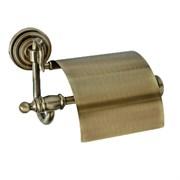 BOHEME Medici Держатель, для туалетной бумаги, с крышкой, бронза