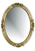BOHEME Зеркало овальное, антик, 85х65, массив дерева