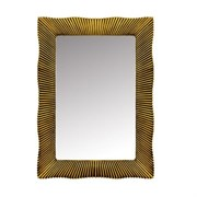 BOHEME Soho Зеркало прямоугольное, антика патина, 80х120 см