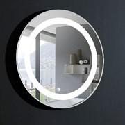 ESBANO Backlight Зеркало, с подсветкой, D=680мм, сенсорный выключатель, антизапотевание