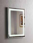 ESBANO Led Зеркало, с подсветкой, ШхВхГ: 50х70х5, клавишный выключатель, антизапотевание