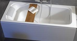 JACOB DELAFON Elite Сиденье для ванны 80 см,  Отделка под массив дуба.